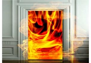 Phòng chống cháy nổ trong công ty với cửa chống cháy 3P